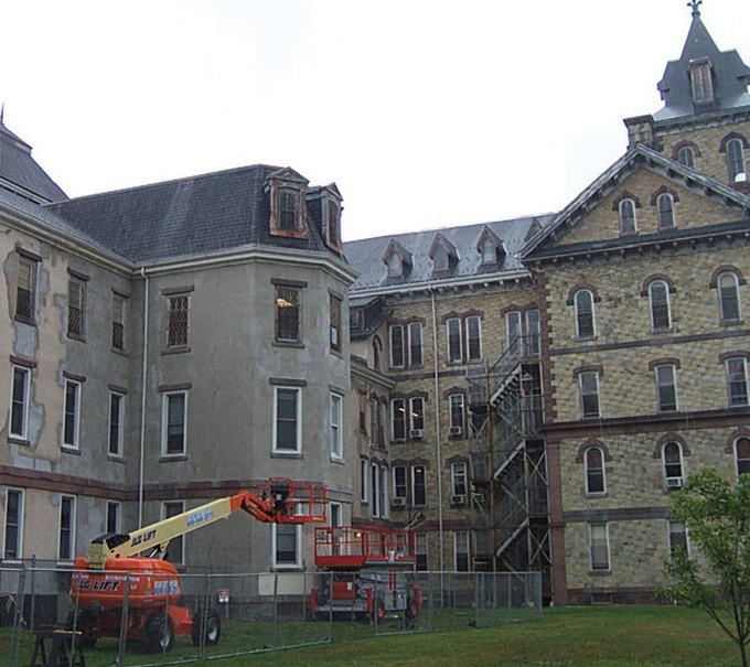 NORRISTOWN STATE HOSPITAL |Danville State Hospital