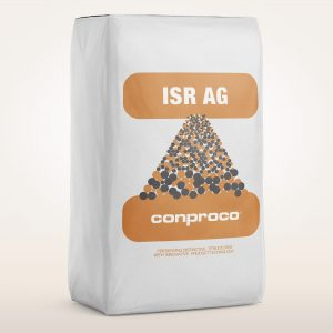 ISR AG mortar for deep concrete repair
